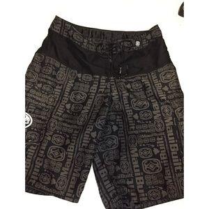 Maui Built Shorts - Maui Built men's swim shorts board shorts
